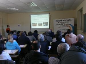 Curso Internacional de Radon en el Centro de Saelices el Chico de ENUSA