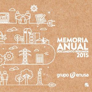 MEMORIA ANUAL DOCUMENTO RESUMEN 2015