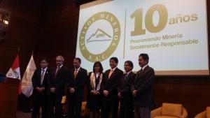 10º Aniversario AMSAC