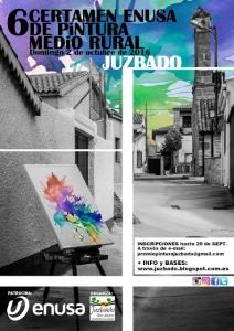Cartel VI Concurso Pintura