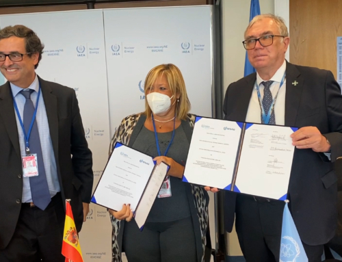ENUSA signs its first collaboration agreement with the IAEA
